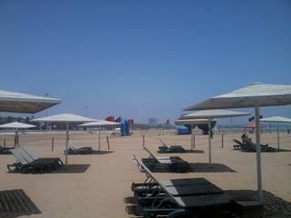 Les parasols d'Agadir p^lage 2013
