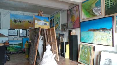 L'atelier Aourikart 2013