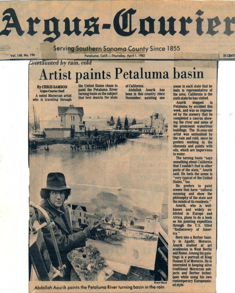 13-article Petaluma, California, USA, April 11 1982follio3