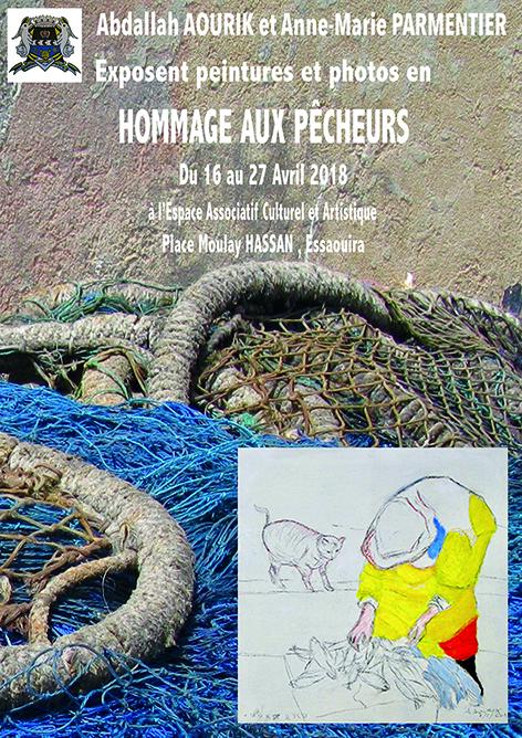 expos pêcheurs essaouira